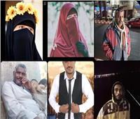كانوا عائدين من عزاء.. ننشر صور ضحايا حادث قرية «المعنا بقنا»