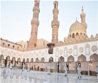 القوات المسلحة تقوم بأعمال التطهير والتعقيم لعدد من المساجد الكبرىخلال رمضان