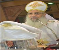 البابا تواضروس ينعي كاهن بـ «شرق السكة الحديد»
