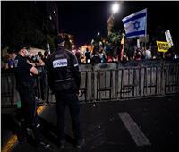 جندي «أضرم النار في نفسه» يتسبب في احتجاجات أمام وزارة الدفاع الإسرائيلية
