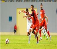 تشكيل حرس الحدود للقاء الزمالك في كأس مصر
