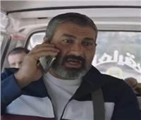 ياسر جلال يوضح حقيقة مشهد الموبايل المقلوب في «ضل راجل»