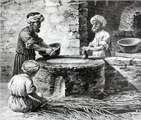 حكايات زمان| الكنافة وأم علي والقراصيا
