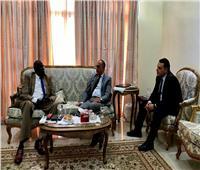 جنوب السودان يؤكد أهمية دعم مصر له في بناء الطرق بين الولايات