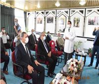 وزير التموين يتفقد خطوط إنتاج الدلتا للسكر بكفر الشيخ بعد أعمال التطوير