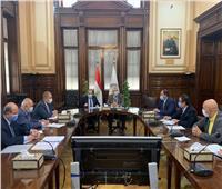وزيرا الزراعة والإنتاج الحربي يبحثان دفع الأداء في مراكز تجميع الألبان