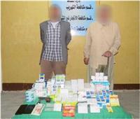 حبس صيدلي وعامل بحوزتهما أدوية ومواد مخدرة بالساحل