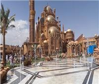 خروجات رمضان| حكاية مسجد الصحابة في شرم الشيخ