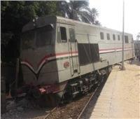 بعد خروج القطار عن القضبان.. النيابة تحقق مع «السائق» ومساعده و3 فنيين