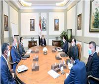 الرئيس السيسي يوجه بتطوير منطقة مستشفيات جامعة عين شمس