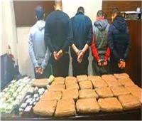 المشدد 5 سنوات للسائق تاجر المخدرات فى «الشرقية»