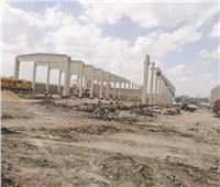 استئناف إنشاء أكبر مصنع نسيج بتكلفة 900 مليون جنيه بالمحلة
