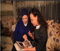 سفير التضامن| صفاء مصطفى.. «أم مثالية صنعت بطلا»
