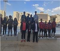 مركز شباب الجزيرة يحصد 51 ميدالية متنوعة في بطولات السباحة