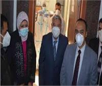 تحرير 178 محضر غلق إداري لمنشآت مخالفة في المنيا