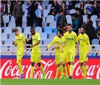 «فياريال» يتأهل لنصف نهائي الدوري الأوروبي