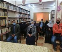 اليتيم وحقوقه في القرآن والسنة محاضرات بثقافة المنوفية