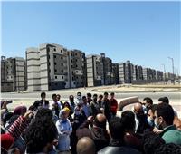 «الإسكان»: وفد هندسة جامعة الدلتا يزور مشروعات مدينة المنصورة الجديدة
