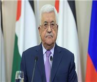 الرئيس الفلسطيني ينعي مكرم محمد أحمد