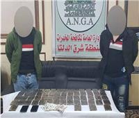 سقوط 4 تجار مخدرات بـ80 طربة حشيش بـ«الدقهلية – البحيرة»
