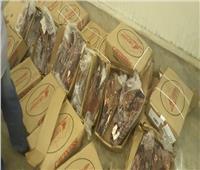 ضبط 7.5 طن مواد غذائية غير صالحة للاستهلاك بالإسكندرية