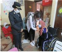 «الداخلية» توقع الكشف الطبي على الأطفال بدور رعاية الأيتام  صور