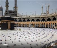 أداء أول صلاة جمعة بالمسجد الحرام في شهر رمضان وسط إجراءات احترازية مكثفة