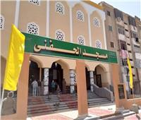 وكيل وزارة الأوقاف يفتتح مسجد الحفني بعد تطويره بالإسماعيلية| صور