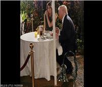 بعد شائعات الطلاق.. عشاء رومانسي يجمع ترامب وزوجته   صور
