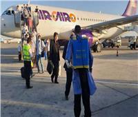 أول رحلة طيران من دولة مولدوفا تصل مطار مرسى علم.. غدا