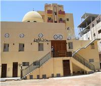 افتتاح مسجد «نسائم الرحمن» بالغردقة