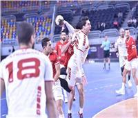 تعادل الزمالك والأهلي واللجوء لمباراة فاصلة لتحديد بطل دوري كرة اليد