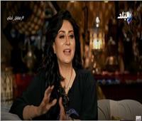 وفاء عامر تكشف كواليس يومها في رمضان
