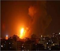 الجيش الإسرائيلي يعلن شن ضربات جوية على قطاع غزة