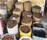 ضبط 4 أطنان تمور مجهولة المصدر بالقاهرة