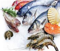 أسعار الأسماك في سوق العبور بخامس أيام شهر رمضان المبارك