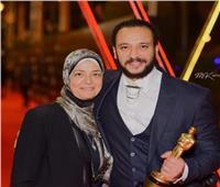 وفاة والدة أحمد خالد صالح بكورونا