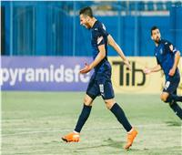 رمضان صبحي يغيب عن مباراة بيراميدز أمام المحلة