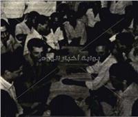 الجمهور ممنوع من الكلام.. أغرب مباراة «الكوتشينة» في القاهرة