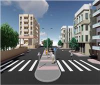 محافظ القليوبية: تطوير شارع «فريد ندا» ببنها بتكلفة 20 مليون جنيه