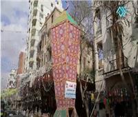 «صنعه قبطي».. حكاية أكبر فانوس في مصر| فيديو