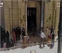 بدء صلاة الجنازة على والدة الفنان أحمد خالد صالح | فيديو