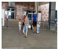 مطار مرسى علم يستقبل أول رحلة طيران من مولدوفا اليوم
