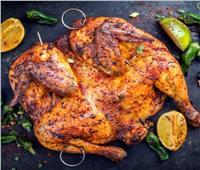 سفرة رمضان | دجاج مشوي على الفحم بالطريقة اللبنانية