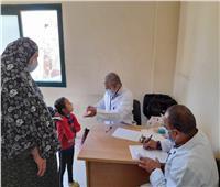 علاج1391 مواطنا بالمجان ضمن قافلة طبيةبالشرقية