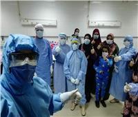 تعافي 168 مصاب «كورونا» وخروجهم من مستشفيات العزل بدمياط