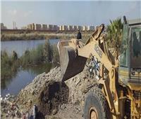 إزالة215 حالة تعدي على النيل بمساحة71 ألف متر ببني سويف