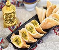 حلويات رمضان| القطايف بثلاث مكونات فقط