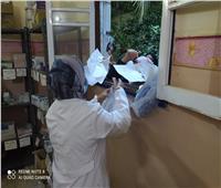 الكشف على 2854 مواطن خلال القوافل الطبية في أسوان