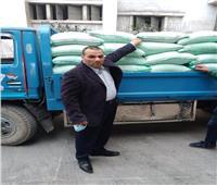 ضبط 5 أطنان دقيق بلدي قبل بيعه في السوق السوداء بالاسكندرية
